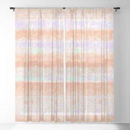 Varied Art 169 Sheer Curtain
