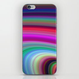 Colorful Lust iPhone Skin