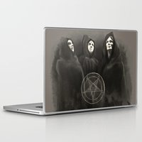 witchcraft Laptop & iPad Skins featuring Witchcraft by Corpse inc