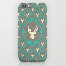 Oh Deer (white) Slim Case iPhone 6s