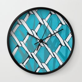 Grown Out Wall Clock