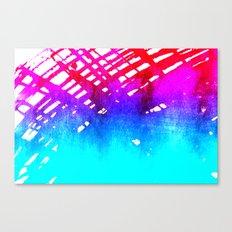 Performing color Canvas Print