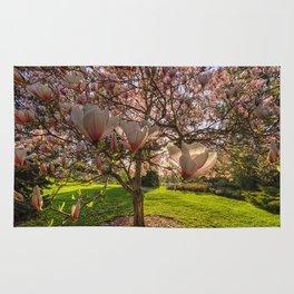 Manito Magnolia in Bloom Rug