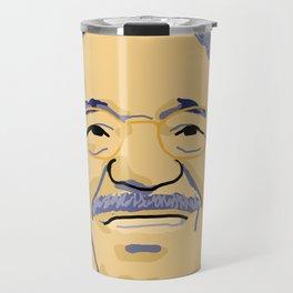 Gabriel Garcia Marquez Travel Mug