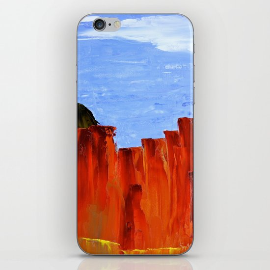 High Desert Canyons iPhone Skin