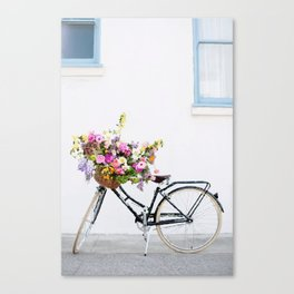 Bycicle Canvas Print