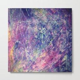 Constelación de un instante Metal Print