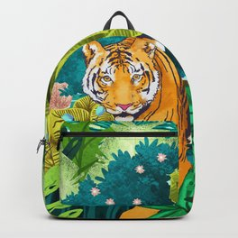 Jungle Tiger Backpack