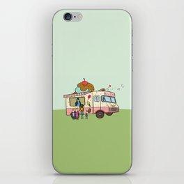 Dream Car iPhone Skin