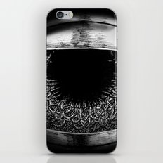 Ominous Eye iPhone & iPod Skin