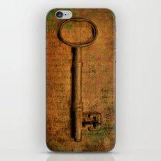 An Old Key iPhone & iPod Skin