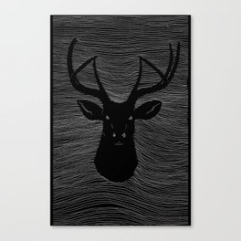 Deerest Canvas Print