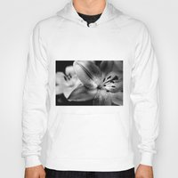 casablanca Hoodies featuring Casablanca Lily by Leandro
