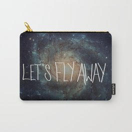 Let's Fly Away (come on, darling) Carry-All Pouch
