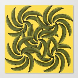 Platano Verde / Green Plantain Canvas Print