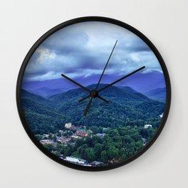 Gatlinburg Wall Clock