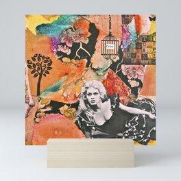 Free Spirit (V.2) Mini Art Print