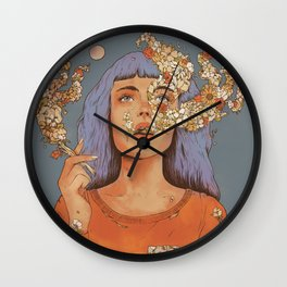 High On Life Wall Clock