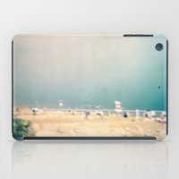 israel iPad Cases featuring Ein Gedi Beach, Israel by LittleConquerors