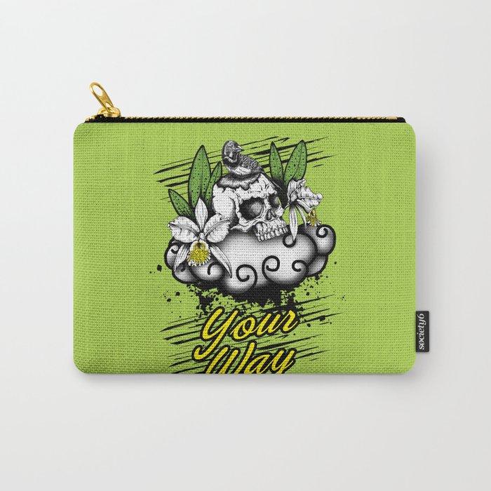 Nido de Ave Curio Carry-All Pouch