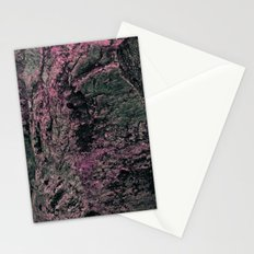 Moon Rock Stationery Cards