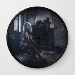 Tu m'as promis V Wall Clock