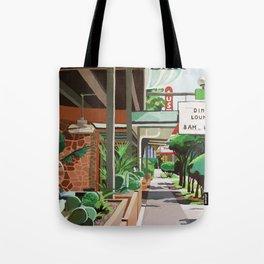 Cactus Cafe Tote Bag