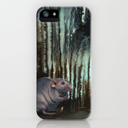 The Mad Scientist iPhone Case