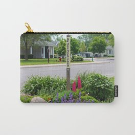 May Peace Prevail on Earth -horizontal Carry-All Pouch