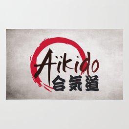 Aïkido v2 Rug