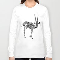 tame impala Long Sleeve T-shirts featuring impala by Panic Junkie