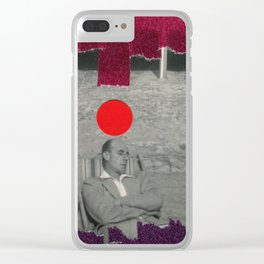 Common Dreams Clear iPhone Case