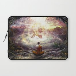 Nature And Time Laptop Sleeve