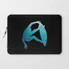 Ride the waves - surfing Laptop Sleeve