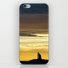 Sea sunset landscape iPhone Skin