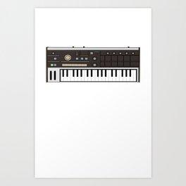 Korg Art Print