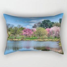 Spring Day Rectangular Pillow
