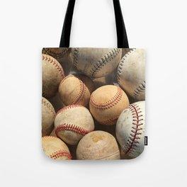 Baseball Obsession Tote Bag