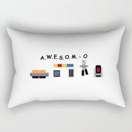 Awesom-O Rectangular Pillow