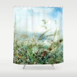Summer Miedow Shower Curtain