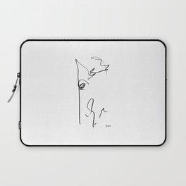 Demeter Moji d11 4-4 w Laptop Sleeve
