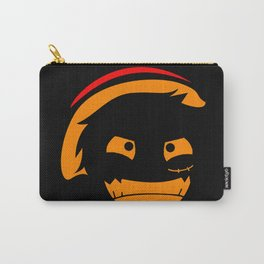 The Pirate of Smile Mask Carry-All Pouch