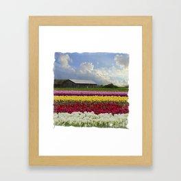 Flower Art - Hope Is by Jordan Blackstone Framed Art Print