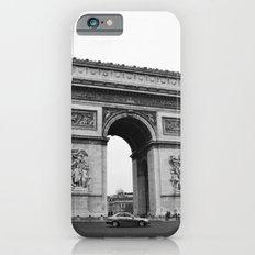Arc de Triomphe Noir Slim Case iPhone 6s
