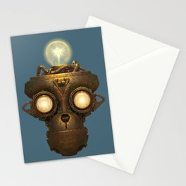 Robot With a Purpose No. 5 Stationery Cards