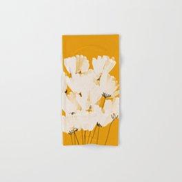 Flowers In Tangerine Hand & Bath Towel