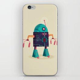 :::Mini Robot-Arpax::: iPhone Skin