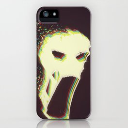 The Vaporized Grimm iPhone Case
