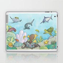 Go Fish! Laptop & iPad Skin