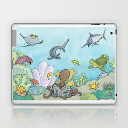 Go Fish! Laptop & iPad Skin